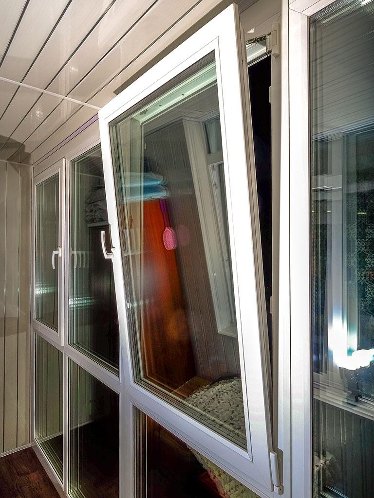 Остекление балконов и лоджий в красноярске по доступной цене.